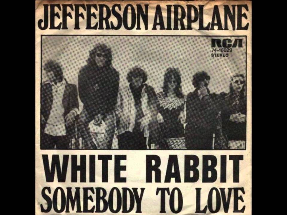 wiki white rabbit jefferson airplane song