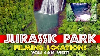 JURASSIC PARK / JURASSIC WORLD Filming Locations You Can Visit on Your Hawaii Trip!