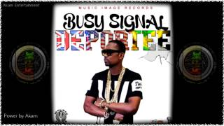 Busy Signal - Deportee (Official Audio) 2016
