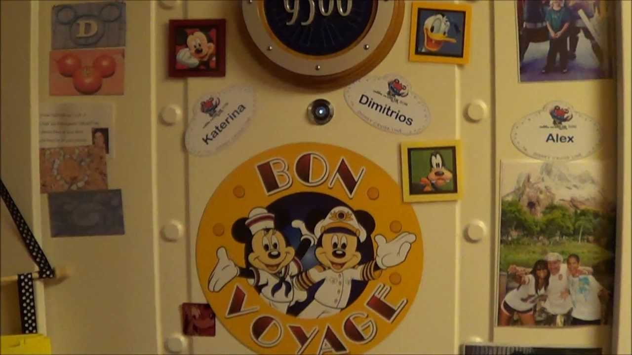 Disney\u0027s Dream - Decorated Doors : disney door - Pezcame.Com