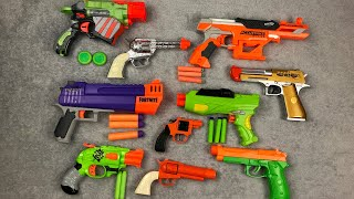 Toy Pistols Box of Toys Assorted Toy Guns