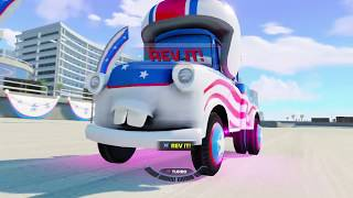 Disney Cars 3 Full Movie Video Game Driven to Win Part 5 - Mater the Greater Master Event