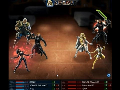 Marvel Avengers Alliance: X-23 - YouTube X 23 Marvel Avengers Alliance