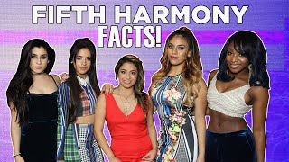 Fifth Harmony Fun Facts!
