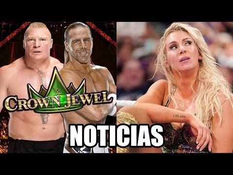 WWE Noticias: Charlotte podría ser despedida por racista, WWE ganará 60 millones por Crown Jewel