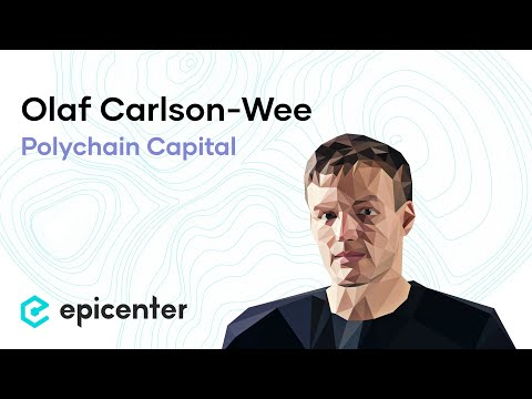 Olaf Carlson-Wee: Polychain Capital and the Rise of Protocol Tokens (Episode 173)