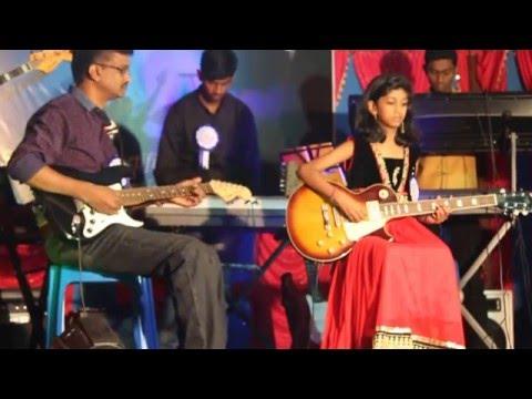ilaya thalapathy Vijay's Thalaiva -Yaar Indha Salai Oram Sonata by Guitar Rock Star Harini and Subbu