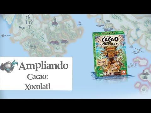 Ampliando Cacao: Xocolatl