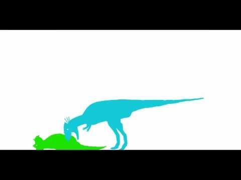pivot-new dinosaur (cristirapax) test and stk give-away