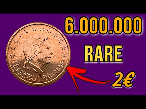 VALUE RARE 5 CENT 2005 LUXEMBOURG - 6.000.000
