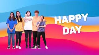 Happy Day | Hannah + Friends