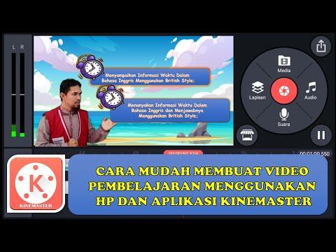 Video pembelajaran menjadi salah satu alternatif media menyampaikan materi pembelajaran kepada siswa.