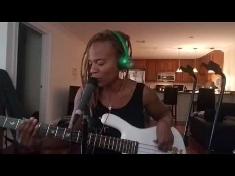 Divinity Roxx - A Tribe Called Quest Electric Relaxation (Cover)