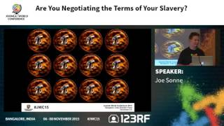 JWC15 - Are You Negotiating the Terms of Your Slavery?