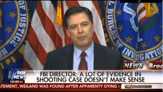 FBI Dir James Comey - Press Conf - If You See Something, Say Something.