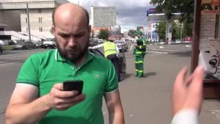 видео трезвый водитель москва