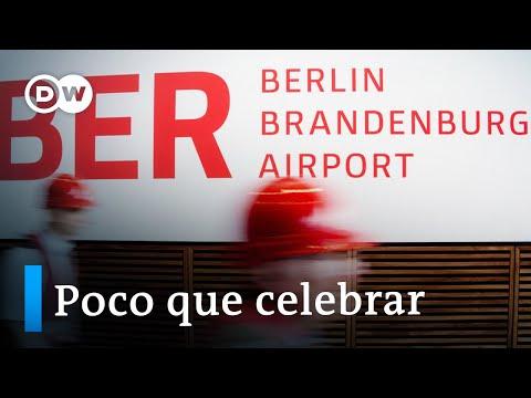 Berlín inaugura su