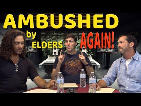 Ambushed By Elders AGAIN! Jimmy Debates More Jehovah's Witnesses