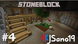 Stoneblock 2 - Auto-Everything!! #3 (Modded Minecraft 1 12