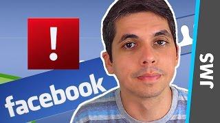 Como Remover Virus ou Malware do Facebook - Jefferson Meneses