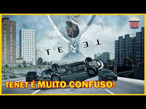 Crítica - Tenet é o filme mais mediano da carreira do Chris Nolan