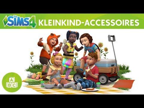 Die Sims 4: Kleinkind-Accessoires Youtube Video