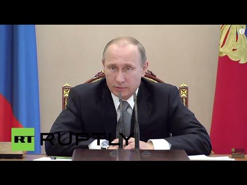 Russia: Putin concerned over Ukraine's $25 billion unpaid debt