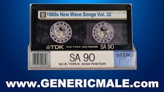 80s New Wave / Alternative Songs Mixtape Volume 32