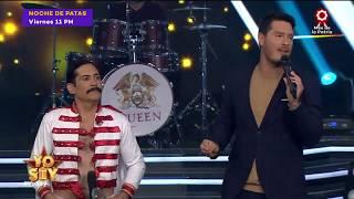 Freddie Mercury: Así calificó el jurado a su imitador en Yo Soy | 4 de julio del 2019