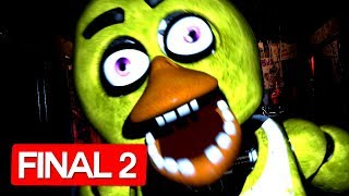 - FINALUL 2 FNAF Ultimate Custom NIGHT
