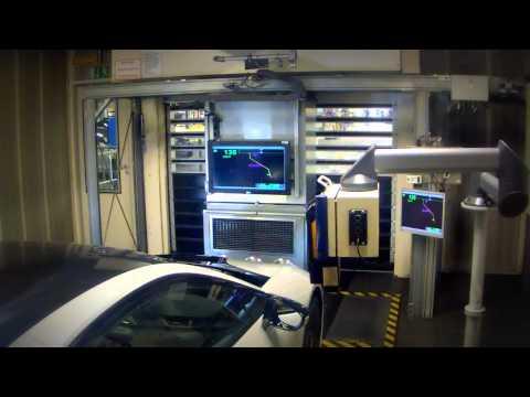 New BMW i8 Assembly Leipzig Plant 2014   Raw Footage   Dyno Final Test