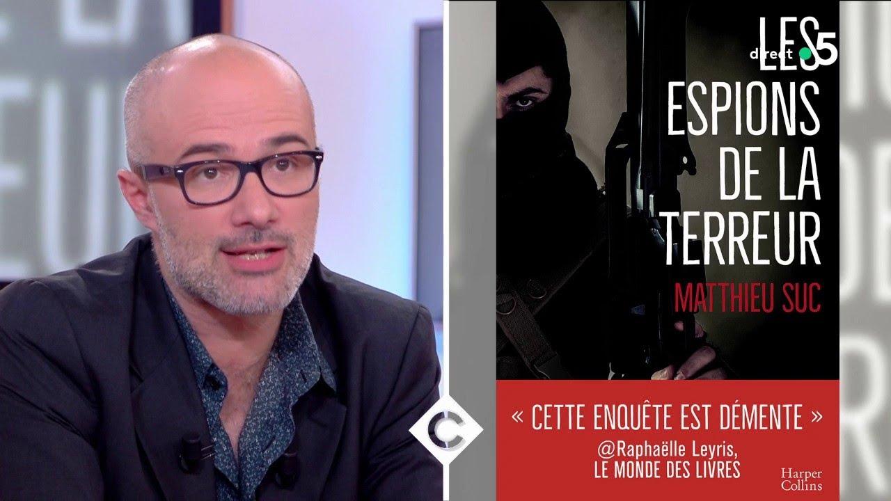 Révélations sur les attentats - C à Vous - 13/11/2018