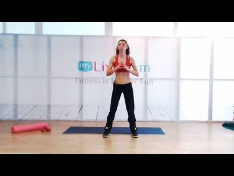 Γυμναστική στο σπίτι για επίπεδη κοιλιά