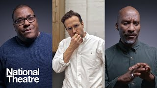 England, race and football fans | Death of England by Roy Williams and Clint Dyer