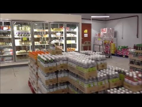 3-22-18 Saving Money At The Grocery Outlet