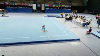 Catalina Ponor fl 2017 Szombathely qualifications