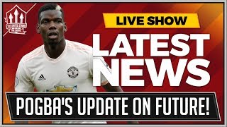 Is Paul Pogba Manchester United's Latest Victim?