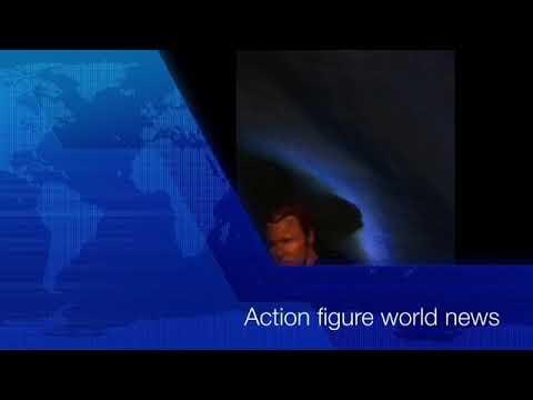 Action figure world news