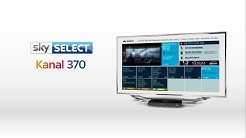 Sky Service Tutorial - Sky Select Events online buchen