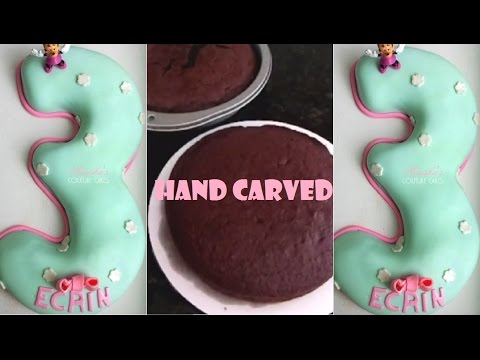 Number 3 Cake Without A Mold