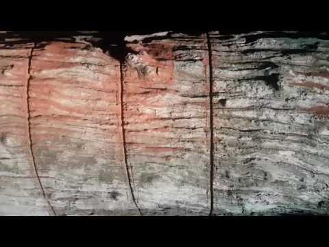 Tungsten carbide duro chain vs shit wood. Stand by stihl