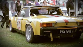 porsche fascination discover the rare 914 6 gt