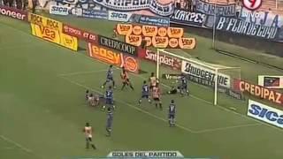 Godoy Cruz vs Estudiantes de la Plata (2-1) Torneo Inicial 2013 Fecha 16