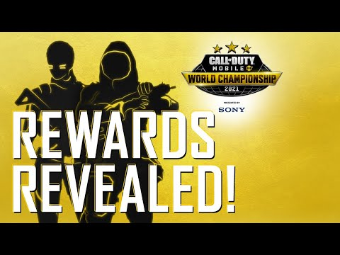 Call of Duty®: Mobile - World Championship 2021 Trailer