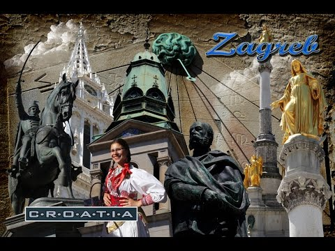 Zagreb Capital City of Croatia - All the Best Spots to see &