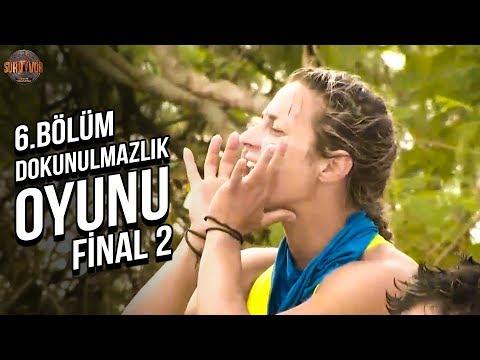 Final Dokunulmazlık Oyunu 2.Part | 6.Bölüm | Survivor Türkiye - Yunanistan