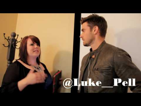 Chatting With Luke Pell At Paper St. YYC