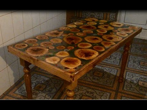 epoxy resin table youtube rh youtube com epoxy resin table top india epoxy resin table top ideas