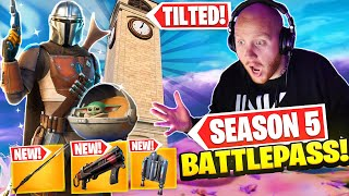 EVERYTHING *NEW* IN FORTNITE SEASON 5! TILTED TOWERS IS BACK!