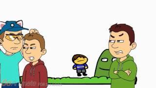 DallasToons' First Flash Animation?!?!?